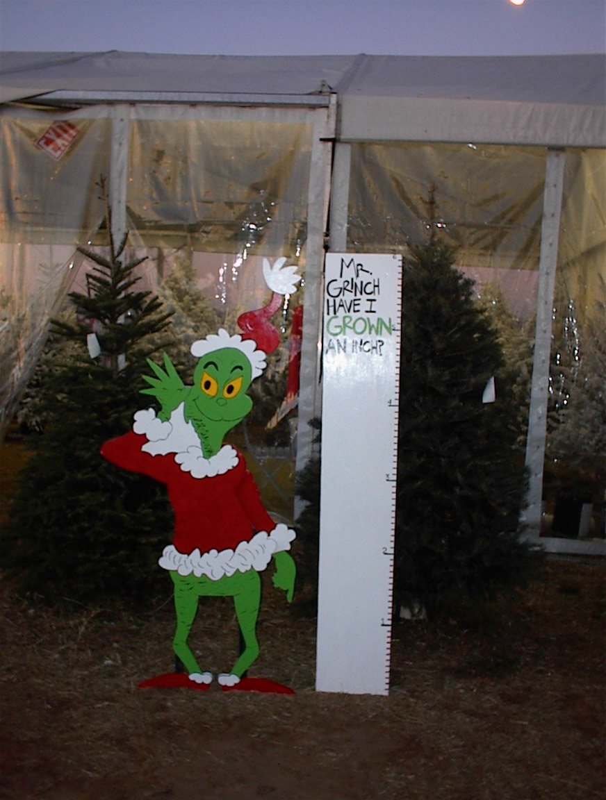 xmas2002 00 Guide To Christmas Trees In DFW