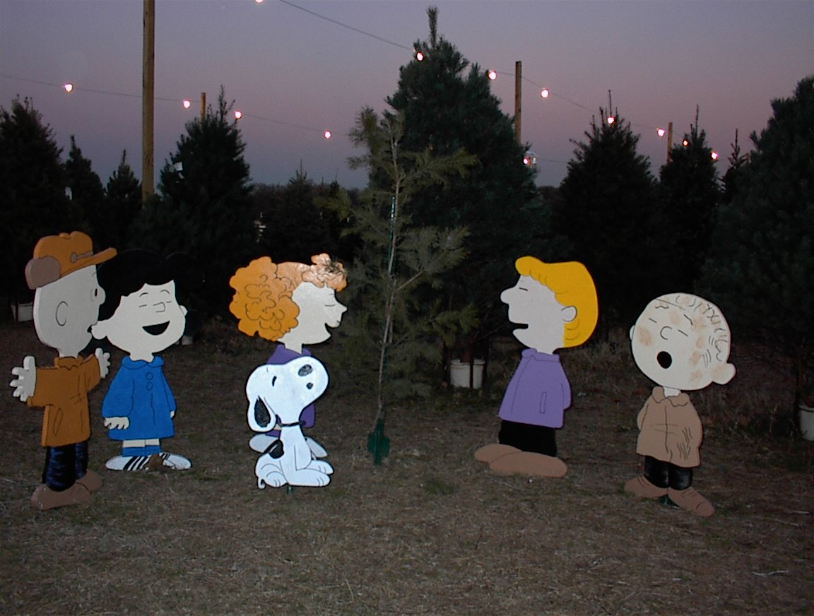 frosty the peanuts gang wreathes and other christmas decorations